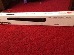 37 home theater sound bar w bluetooth