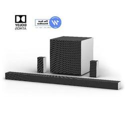 """VIZIO 46"""" 5.1.4 Home Theater Sound System with Dolby Atmos C"""