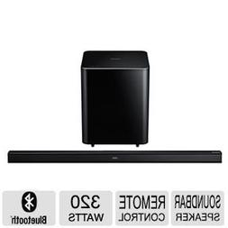 Samsung HW-H550 2.1 Channel 320 Watt Wireless Audio Soundbar