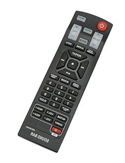 New AKB73575401 Remote Control Replacement for LG Soundbar S