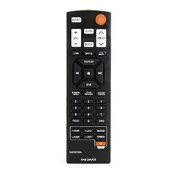New AKB73575421 Replacement Sound Bar Remote Control For LG