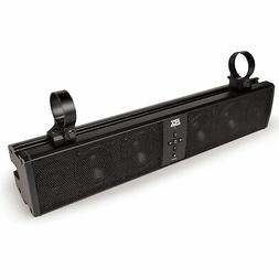 MTX Audio MUD6SPBT Universal 6-Speaker Powersports Sound Bar