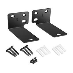 Black Mounting Wall Bracket for Bose WB-300 Sound Touch 300