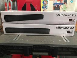 BRAND NEW LG SK1 - 2.0 Channel Compact Sound Bar w/ Bluetoot