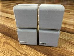 Bose Double Cube Speakers Satellite Surround  Lifestyle Acou