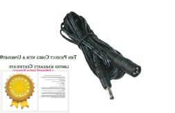 UpBright NEW 6' Feet 1.8m Extension Power Cord For LED Laser