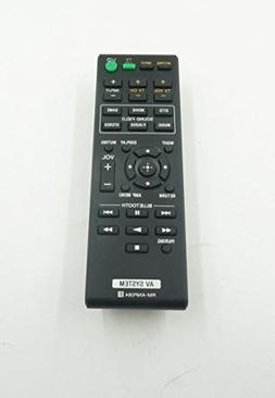 Sony RM-ANP084 Home Theater Sound Bar System Remote for HT-C