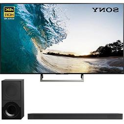 """Sony XBR75X850E 75"""" 4K HDR Triluminos UHD LCD Android TV wit"""