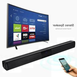 Home Speaker Bluetooth Sound Bar Wireless for TV Speakers wi