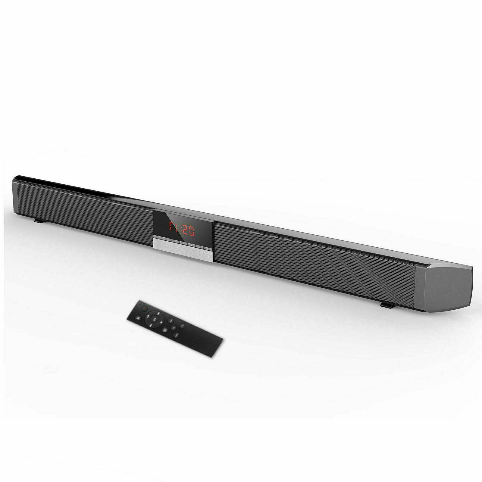 Powerful TV Home Subwoofer with