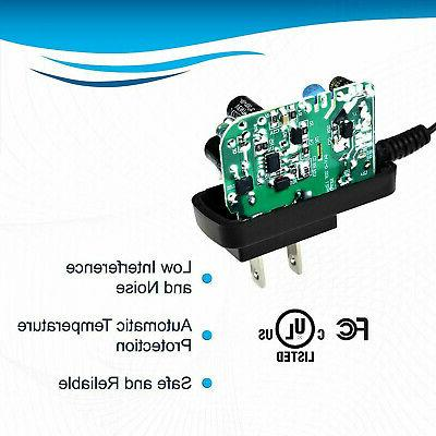 5V AC Power Adapter for 29-Inch Channel Sound Bar
