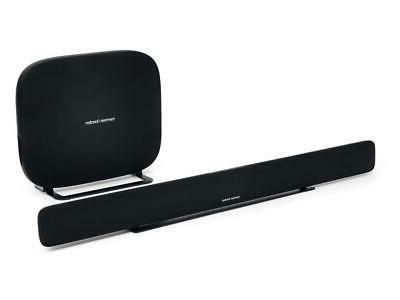 Harman Kardon Wireless Soundbar Audio System Adapter Black