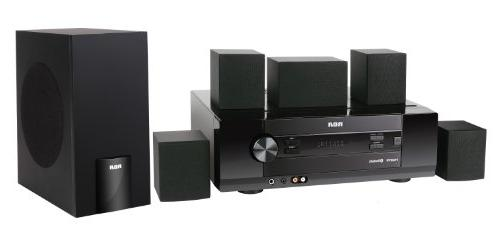 RCA RT2761HB Home Theater System with Bluetooth Wireless Tec