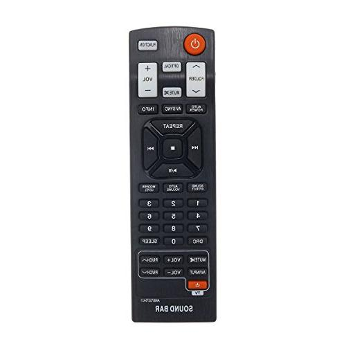 akb73575421 replacement sound bar remote