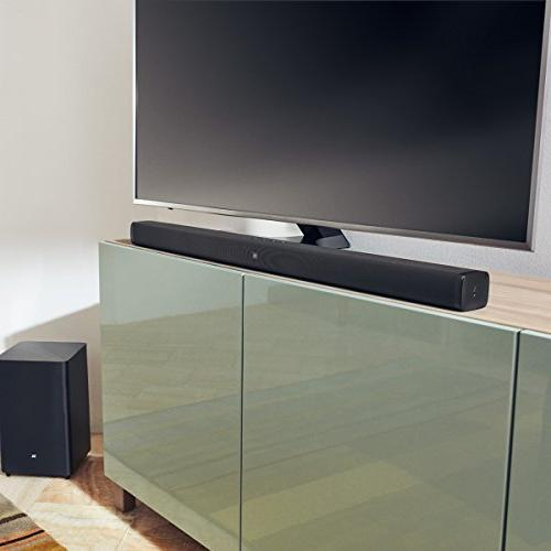 JBL Theater Starter System Soundbar and with