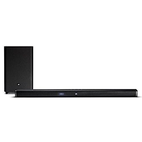 JBL Bar 2.1 Home Theater Starter System with Soundbar and Wi