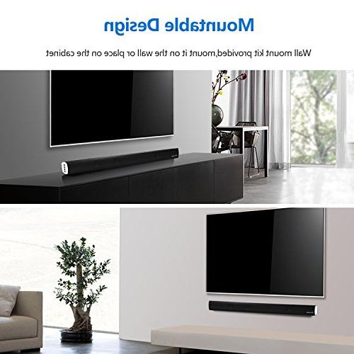2.1 Bluetooth Bar, Wohome TV with