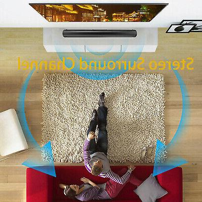 Bluetooth Wired Wireless Home Theater TV