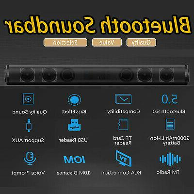 Bluetooth Wired Home Theater