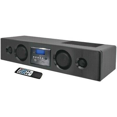 new 300 watt bluetooth soundbar pyrpsbv200bt