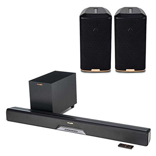 rsb 8 reference sound bar