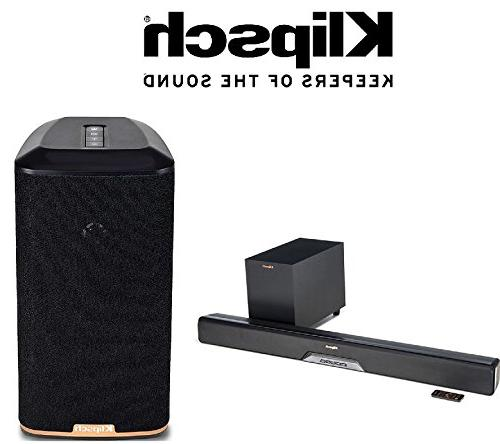 rsb 8 sound bar wireless