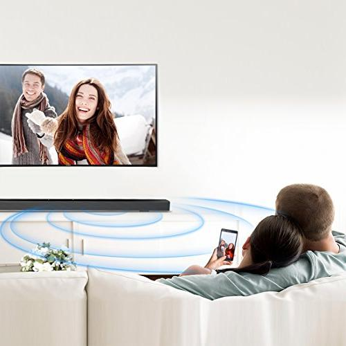 meidong Sound Bar for Bluetooth and Wireless