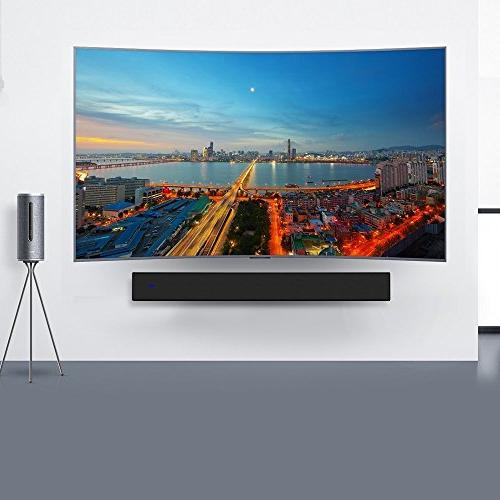 Mighty Rock for TV, Wireless Bluetooth Home Theater Surround Soundbar with