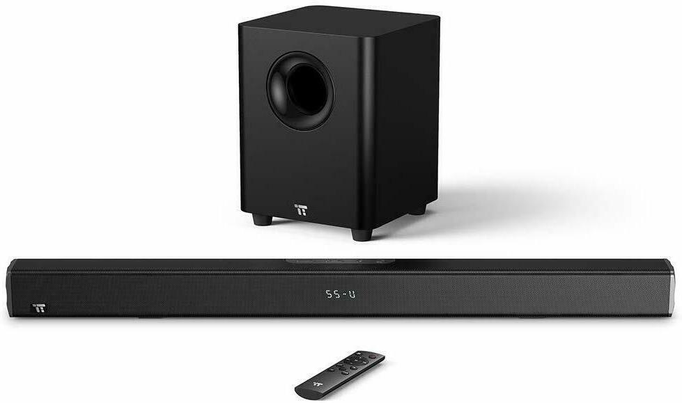 sound bars for tv 120w 2 1
