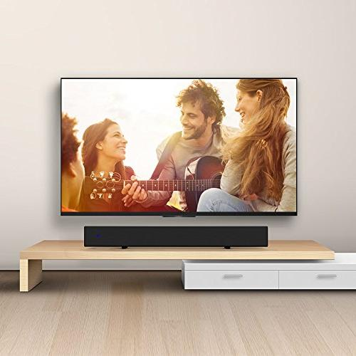 Soundbar, Rock Bar TV and Speakers for TV Optical Control