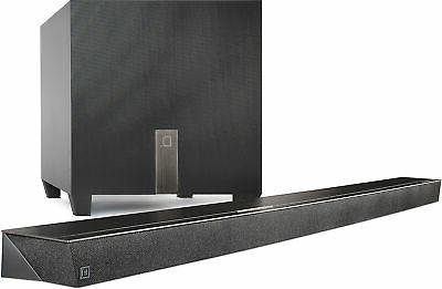 studio slim 3 1 channel soundbar