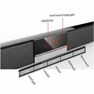 Powerful TV Sound Home Theater with Wireless