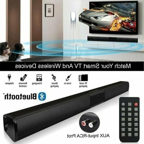 Wireless Speaker System TV Theater