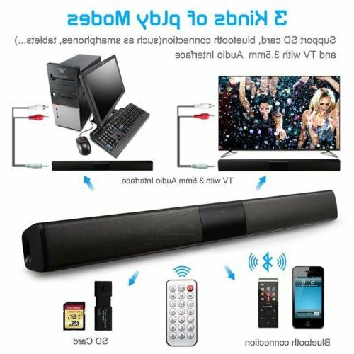 Wireless Soundbar Home RCA