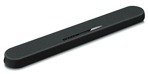Yamaha YAS-108 Sound Bar with Built-in Subwoofers & Bluetoot