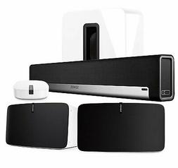 Sonos Multi-Room Digital Music System with PLAYBAR, PLAY:5,