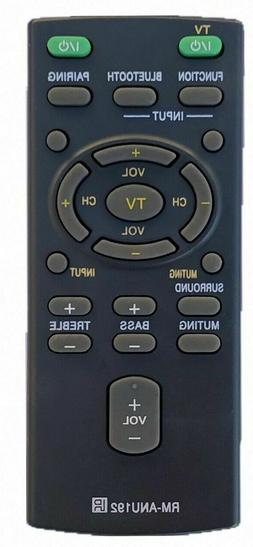 new replacement remote rm anu159 for sony
