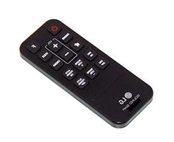 OEM LG Remote Control Originally Shipped With: SH3B, SH3K, S