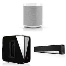 Sonos One – Voice Controlled Smart Speaker with Amazon Ale