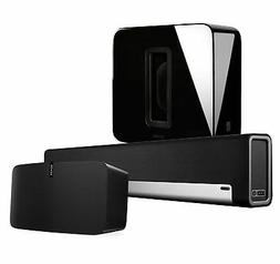 Sonos PlayBar Soundbar Play:5 Black Wireless Speakers with S