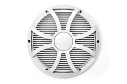Wet Sounds REVO 12 SW-W Grill White SW Closed Style Grill fo