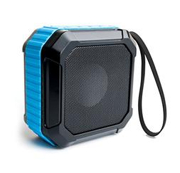 Sound Wave IPX6 Water Resistant Wireless Bluetooth Speaker v