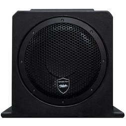 "Wet Sounds Stealth 10"" Self Powered Subwoofer 500 Watt Ampli"