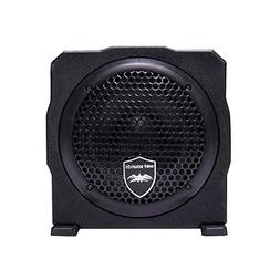 Wet Sounds Stealth AS-6 Marine powered subwoofer sealed encl