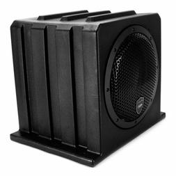 """Wet Sounds STEALTH AS-10 Amplified 10"""" Stealth Series Sealed"""