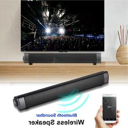 TV Sound Bar Home Theater Subwoofer Soundbar with Wireless /
