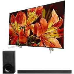 """Sony XBR75X850F 75"""" 4K HDR10 HLG Triluminos UHD LCD Android"""