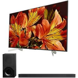"""Sony Bravia XBR65X850F 65"""" 4K HDR10 HLG Triluminos Android T"""