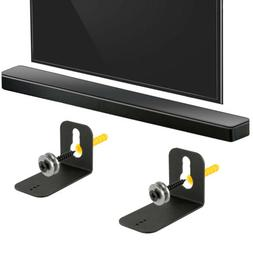 Wall Mount Bracket for Samsung Sound bar HW-MS550 HW-MS560 H