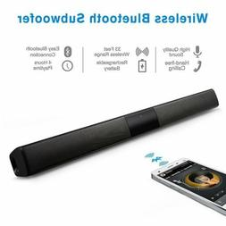 wireless bluetooth soundbar speaker home theater subwoofer